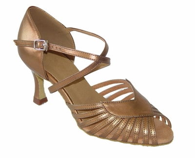Tan Leather Sandal 271702