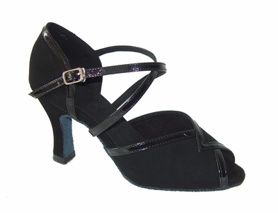 Nubuck and Leather Sandal 272101