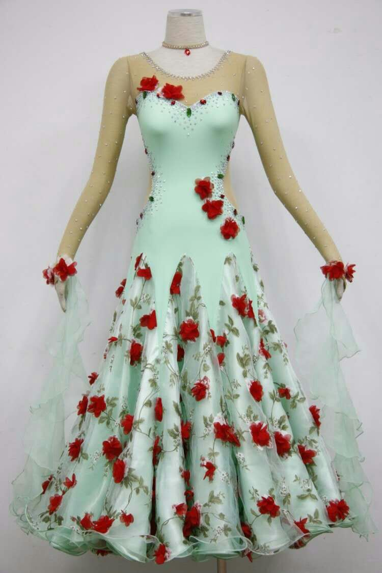 Professional ballroom dance dresses for sale B1584