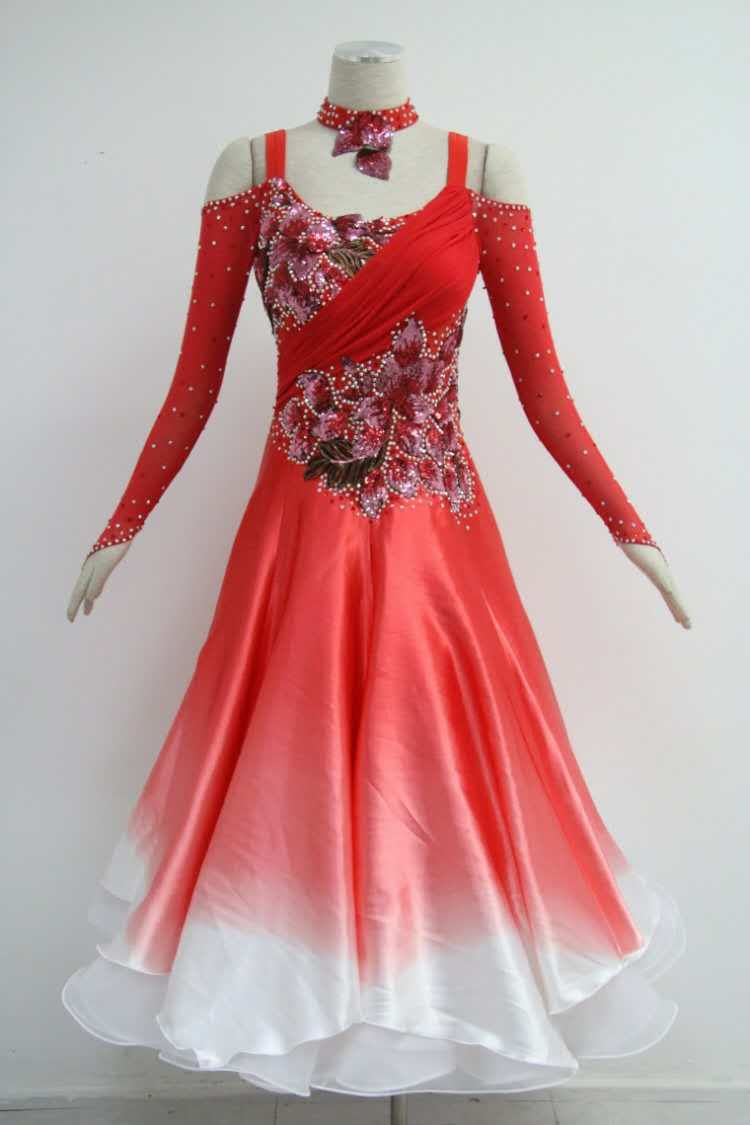 Ballroom dance clothes B1565