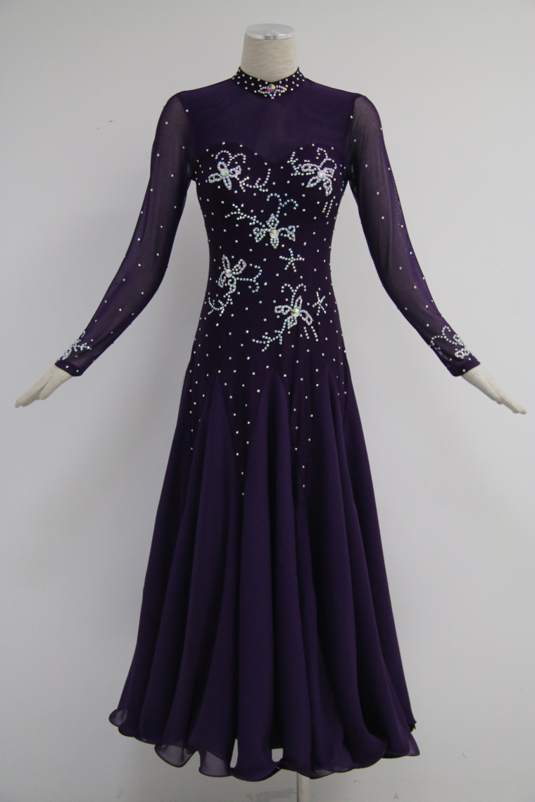 Costume for dancesport B1561