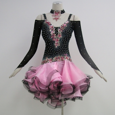Dance dress online L952
