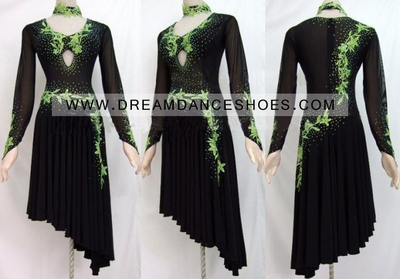 L375 Rythym/Latin Dress for competion