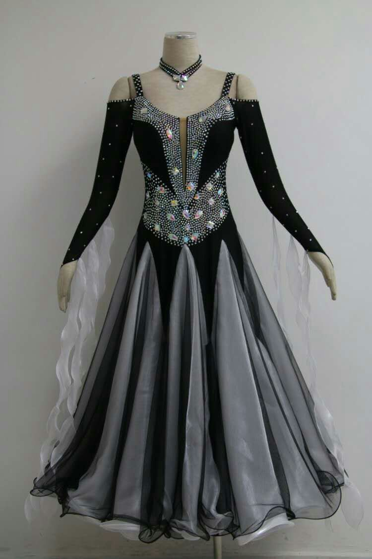 Standard ballroom dresses for sale