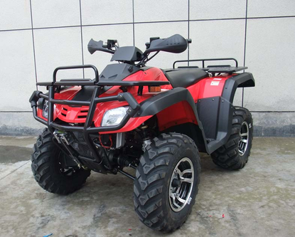 Kymoto atv 500cc 4x4 from for Yamaha grizzly 1000cc
