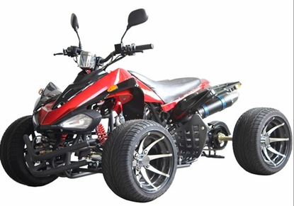 Atv R 12 Viper Deluxe Japanese Style 125cc Racing Quad