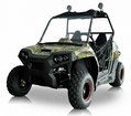 BMS Avenger Max LX-22 UTV  - NEW Larger 2017 Model with Windshield -
