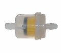Chinese Parts - 1/4� Straight 04-0101 Fuel Filters from Motobuys.com