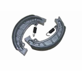 Chinese Parts - 13-0300 In Brake Shoes from Motobuys.com