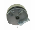 Chinese Parts - 13-0302-L In Brake Shoes from Motobuys.com