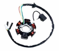 Chinese Parts - 150cc 6-Coil Magneto/Stator from Motobuys.com