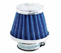 Chinese Parts - 2 & 4 Stroke Wire Mesh, Long Cone Air Filter from Motobuys.com