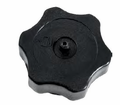 Chinese Parts - 2-Stroke Plastic Tank Gas Cap from Motobuys.com