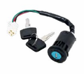 Chinese Parts - 4 Wire 4-Stroke Ignition Switch Male Plug from Motobuys.com