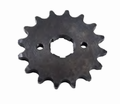 Chinese Parts - 428 Drive 12T Chain Sprocket from Motobuys.com