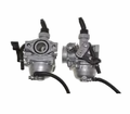Chinese Parts - 50-125Cc 4-Stroke Horizontal Engines 19mm High Performance Mikuni Version Carburetor from Motobuys.com