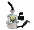 Chinese Parts - 50-125Cc 4-Stroke Horizontal Engines 19mm OEM Stock Version Carburetor from Motobuys.com