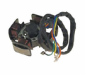 Chinese Parts - 50-125cc Electric Start 4-Stroke 4-Coil Magneto/Stator from Motobuys.com