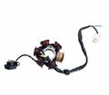 Chinese Parts - 50/90/110/125cc Electric Start 4-Stroke 6-Coil Magneto/Stator from Motobuys.com