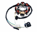 Chinese Parts - 50cc 8-Coil Magneto/Stator from Motobuys.com