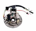 Chinese Parts - 70-125cc Kickstart 4-Stroke 2-Coil Magneto/Stator from Motobuys.com