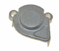 Chinese Parts - Bell Housing Cover Cap with Bearing from Motobuys.com