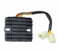 Chinese Parts - Cf172Mm 250cc Water Cooled Engine 6 Wire -2 Connectors 3/3 Pin Regulator from Motobuys.com