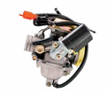 Chinese Parts - Gy6 125/150Cc Stock Carburetor with Electric Choke from Motobuys.com
