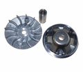 Chinese Parts - Gy6 125/150Cc Variator Pulley Clutches from Motobuys.com