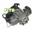 Chinese Parts - Mt-A1 2-Stroke Plastic Recoil-Pull Starter From Motobuys.Com