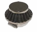 Chinese Parts - Pit Bike - 2 & 4 Stroke Wire Mesh, Short cone Air Filter from Motobuys.com