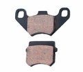 Chinese Parts - Rear - Type 4Z Version B Brake Pads from Motobuys.com