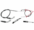 Chinese Parts - T2 Hook Style 38.25� Throttle Cables from Motobuys.com