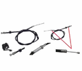 Chinese Parts - T3 Atv Style 47� Throttle Cables from Motobuys.com