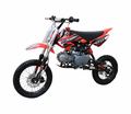 Coolster XS Deluxe 125cc Pit/Dirt Bike - Low Seat Height - Semi-Automatic Transmission - Calif Legal