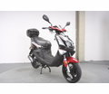 """Denali 50cc Scooter / Moped with Over-Size 12"""" Wheels -"""