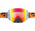 Dragon - Nfx - Flair Orange Red Ion Lens Eyewear from Motobuys.com
