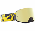 Dragon - Nfx - Flair Yellow Grey Gold Ion Lens Eyewear from Motobuys.com
