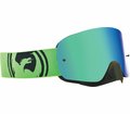 Dragon - Nfx - Green Black Split Green Ion Lens Eyewear from Motobuys.com