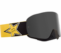 Dragon Eyewear - Nfx - Rockstar Gold Ionized Lens Eyewear from Motobuys.com
