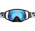 Dragon - Vendetta - Overlap Blue Steel Lens Eyewear from Motobuys.com