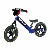 Fly Racing Deluxe Strider Youth Trainer Bike - XMAS SPECIAL ON NOW!  Frame-integrated Footrests - Sport Wheels - Flat Proof Tires - Easy Height Adjustment  -