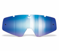 Fly Racing - Pro Zone Adult Replacement Lenses/Accessories - FLY lens Blue Mirror/Smoke ATF/ATS - Lowest Price Guaranteed!