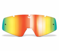 Fly Racing - Pro Zone Adult Replacement Lenses/Accessories - FLY lens FIRE Mirror/Smoke ATF/ATS - Lowest Price Guaranteed!