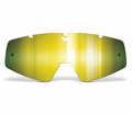 Fly Racing - Pro Zone Adult Replacement Lenses/Accessories - FLY lens Gold Mirror/Yellow ATF/ATS - Lowest Price Guaranteed!