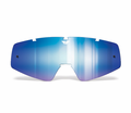 Fly Racing - Pro Zone Focus Youth Replacement Lenses/Accessories - FLY lens Blue Mirror/Smoke Youth ATF/ATS - Lowest Price Guaranteed!