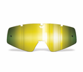 Fly Racing - Pro Zone Focus Youth Replacement Lenses/Accessories - FLY lens Gold Mirror/Yellow Youth ATF/ATS - Lowest Price Guaranteed!