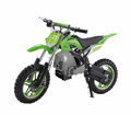 Jet Moto 50 Ultra Mini Dirt Bike, 4-Stroke - NO Gas & Oil Mixing! Automatic, FREE SHIPPING