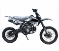 "Jet Moto XR-17 - 125cc Deluxe Dirt / Pit Bike with Extra Large 17"" Wheel -"