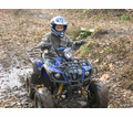"JetMoto ATV 110D Sport-Utility Quad with Larger Size Body - ""NOW CALIF LEGAL"""